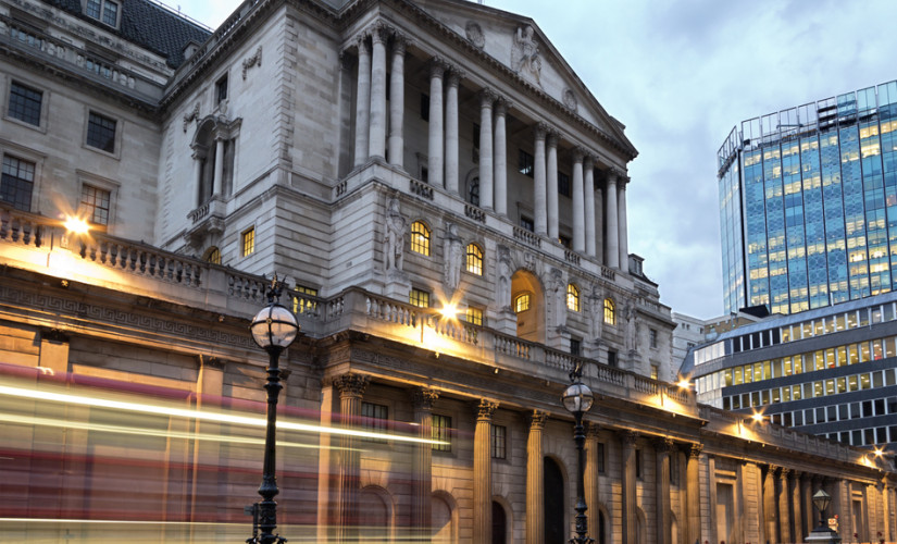 Bank of England leaves rates unchanged and cuts growth forecast
